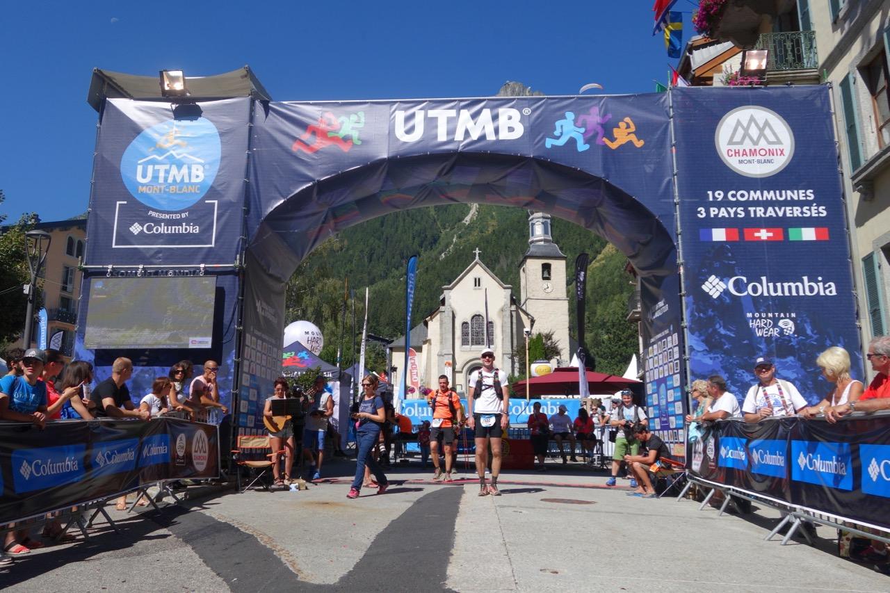 Ultratrail TDS 2016 Chamonix Frankreich 06